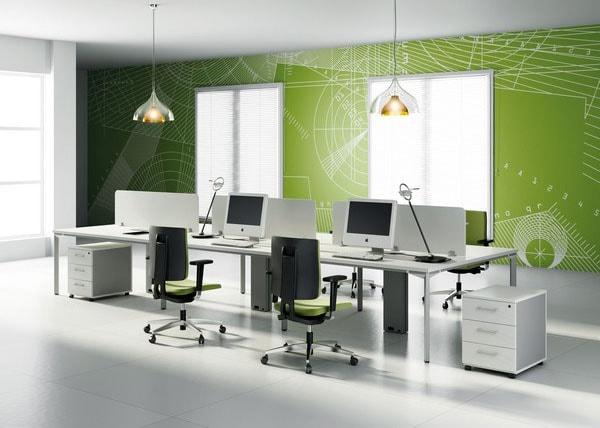 Chọn màu sơn tường văn phòng như thế nào cho hợp lý?