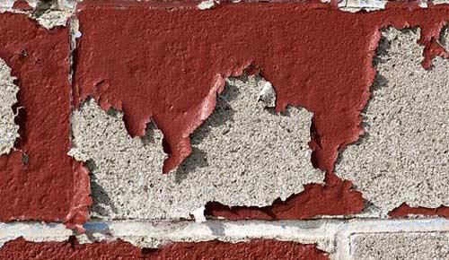 Nguyên nhân và cách xử lý mảng sơn bong tróc